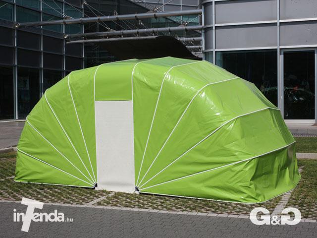 Box Modulare - két oldalról nyitható garázs